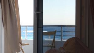 Hotel Beach Restaurant Fabio, Apartmanhotelek  Borsh - big - 5