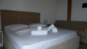 Hotel Beach Restaurant Fabio, Apartmanhotelek  Borsh - big - 95