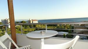 Hotel Beach Restaurant Fabio, Apartmanhotelek  Borsh - big - 69