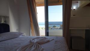 Hotel Beach Restaurant Fabio, Apartmanhotelek  Borsh - big - 39