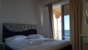 Hotel Beach Restaurant Fabio, Apartmanhotelek  Borsh - big - 38