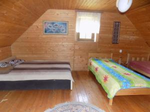 Domek na suwalszczyźnie w Taciewie