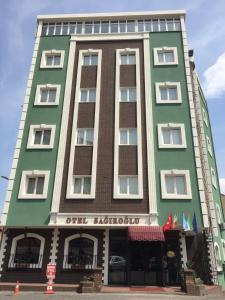 Отель Sagiroglu Hotel, Трабзон