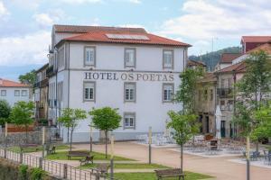 Hotel Os Poetas, Ponte da Barca