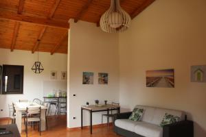 Villa Azzurra, Ferienhäuser  Capo Vaticano - big - 5