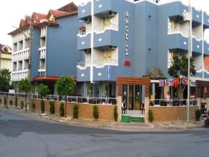 Отель Angels Inn Marmaris, Мармарис