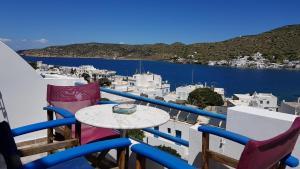 Pension The Big Blue Amorgos Greece