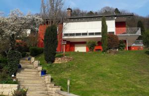 Ferienwohnung Casa Rossa - Ersheim
