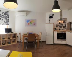Apartment number 5