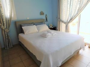 Jovanna Luxury Villas, Case vacanze  Pantokratoras - big - 17