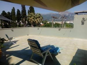 """Blue apartment"" close to Port & Center Achaia Greece"