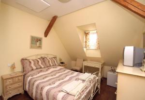 Pension Grant Lux Znojmo, Отели типа «постель и завтрак»  Зноймо - big - 125