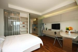 Rich&Young Seasons Park Service Apartment, Apartmány  Peking - big - 4