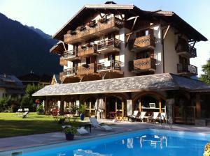 Oustalet - Hotel - Chamonix