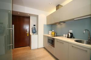 Rich&Young Seasons Park Service Apartment, Apartmány  Peking - big - 9