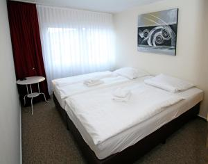 Appartementanlage Vierjahreszeiten, Apartmanok  Braunlage - big - 43
