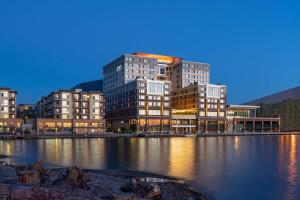 Hyatt Regency Lake Washington at Seattle's Southport - Hotel - Renton