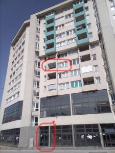 apartman stadion, Appartamenti  Tuzla - big - 2