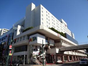 Bandai Silver Hotel - Niigata