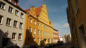 Altstadt Pension Hafenblick - Knieper Vorstadt