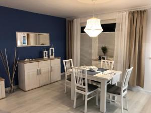 Apartament Błękitna Laguna Na Wydmie