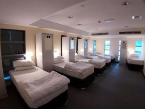 Bed in 5 Bed Female Dormitory Room Travelers Stay