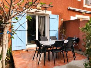 Charmante maison de plage+jardin-800m de la mer - Hotel - Torreilles