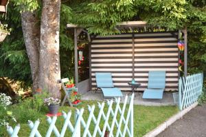 Bed and Breakfast Gite le Ginkgo