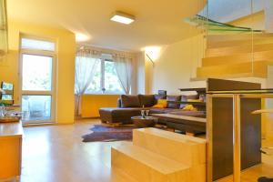 . Luxury Duplex Apartment