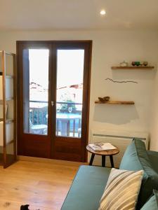 Appartement cosy et chaleureux à Megève avec vue sur le Mont Blanc - Hotel - Demi-Quartier