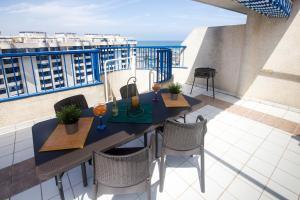 Patacona Resort Apartments, Apartmány  Valencie - big - 9