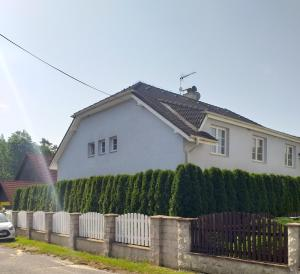 3 hvězdičkový penzion Vila Terezie Staré Splavy Česko