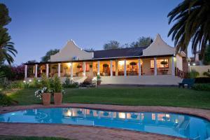 Thylitshia Villa Country Guesthouse, Pensionen  Oudtshoorn - big - 14
