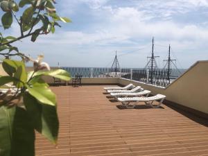 Морской, Отели - Одесса