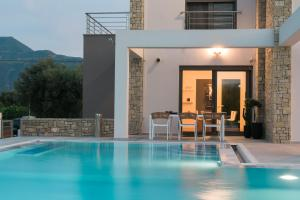 Villa Elizabeth, the ultimate private luxury villa Achaia Greece