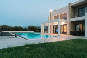 Villa Elizabeth, the ultimate private luxury villa Achaia Greece