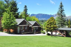 Greenacres Alpine Chalets & Villas - Accommodation - Hanmer Springs