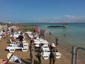 Aloni Neve Zohar Dead Sea, Апартаменты  Неве-Зоар - big - 52