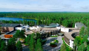 Holiday Club Kuusamon Tropiikki, Hotel  Kuusamo - big - 102