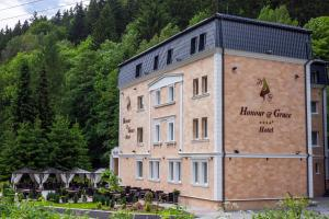 4 stern hotel Honour and Grace Hotel Jáchymov Tschechien