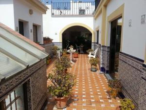 Hostal Málaga, Penzióny  Arcos de la Frontera - big - 65
