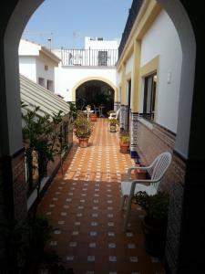 Hostal Málaga, Penzióny  Arcos de la Frontera - big - 62
