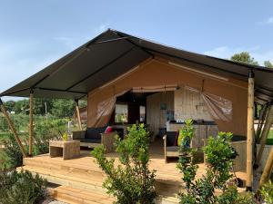 Easyatent FKK Safari tent Ulika, 52440 Poreč