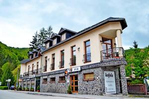 3 star pensiune Penzion Daniela Rajecké Teplice Slovacia