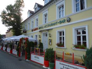 Hotel Alento im Deutschen Haus - Gersdorf
