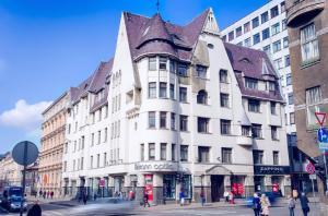 Apartmán Brivibas Center Apartments Riga Lotyšsko