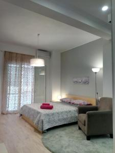 Apartments in the center near the railway station, 100 meters from the metro