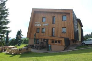 Accommodation in Horni Misecky