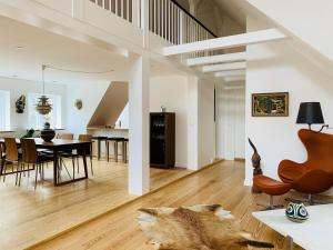 Luxury apartment in the heart of Copenhagen