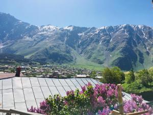 Accommodation in Gergeti